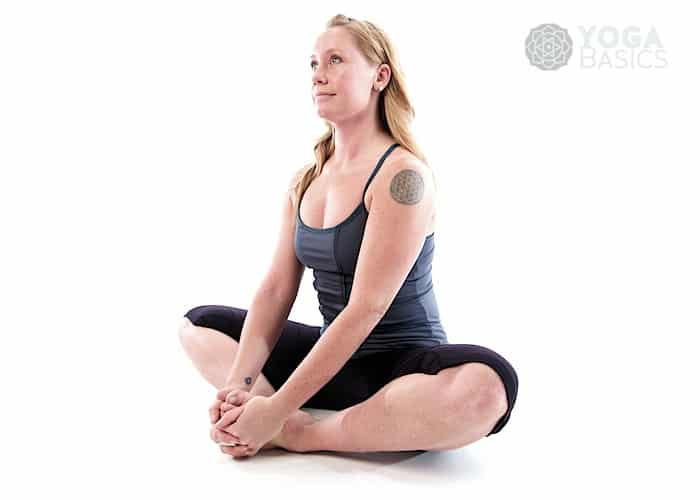 Bound Angle Pose - Yoga Poses To Reduce Back Pain